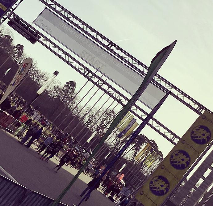 Frankfurt Halbmarathon 2017