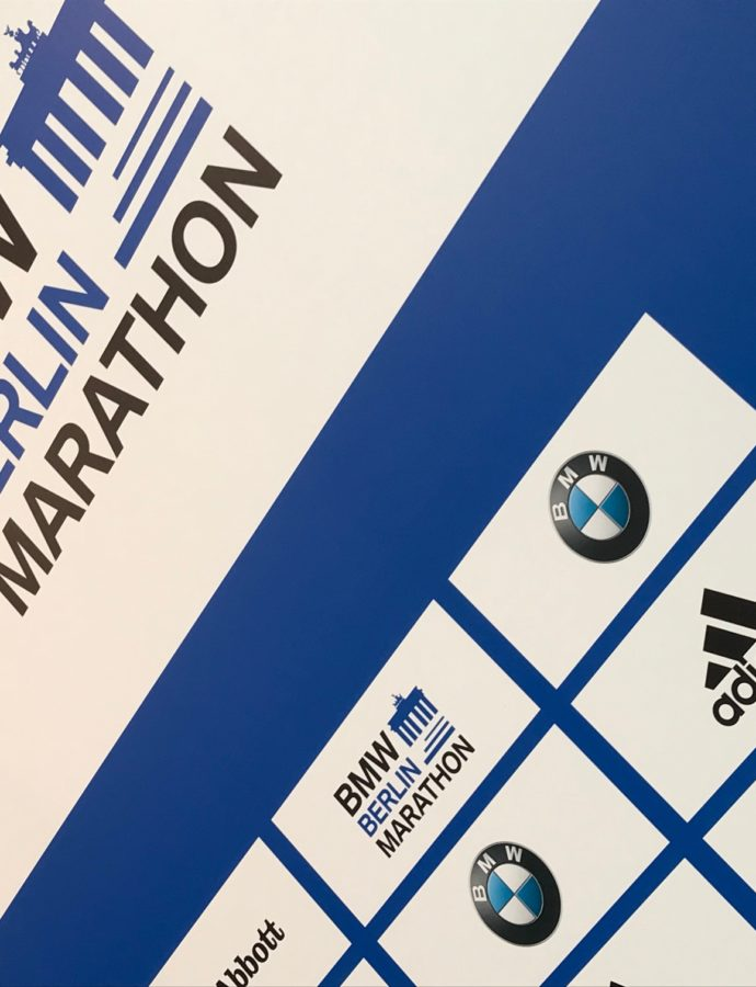 Berlin Marathon – 24. September 2017