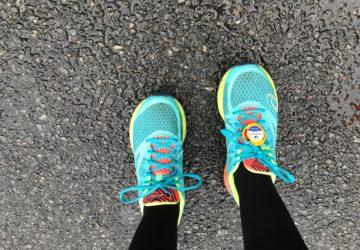 Ein (Ein)Blick in meinen Laufschuhschrank…