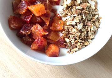 Granola – nussiges Knuspertopping